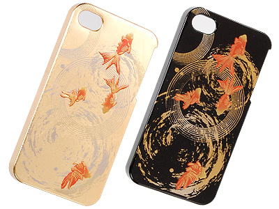 iphone Cover 金魚