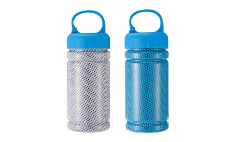ボトルインクールタオル 商品画像