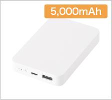 メタリック充電器 2500の商品画像